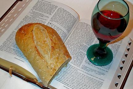 calice e biblia