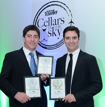 Cellars in the Sky Awards.
