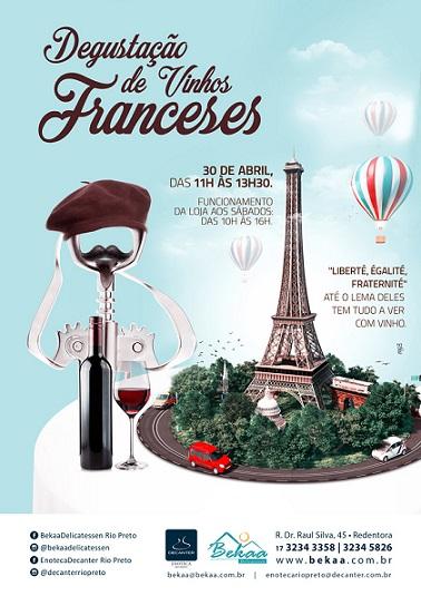 franceses na bekaa